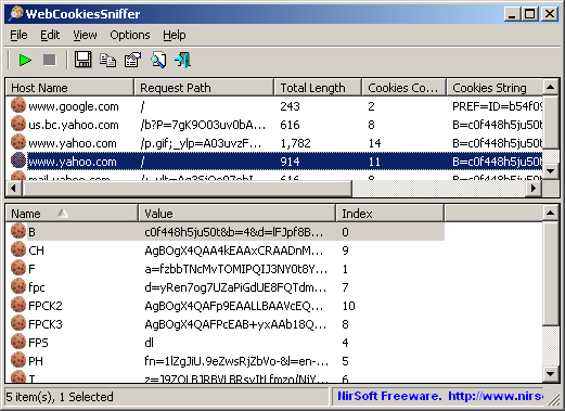 WebCookiesSniffer (64-bit)