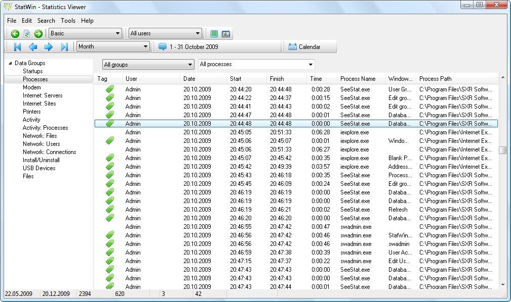 StatWin Pro