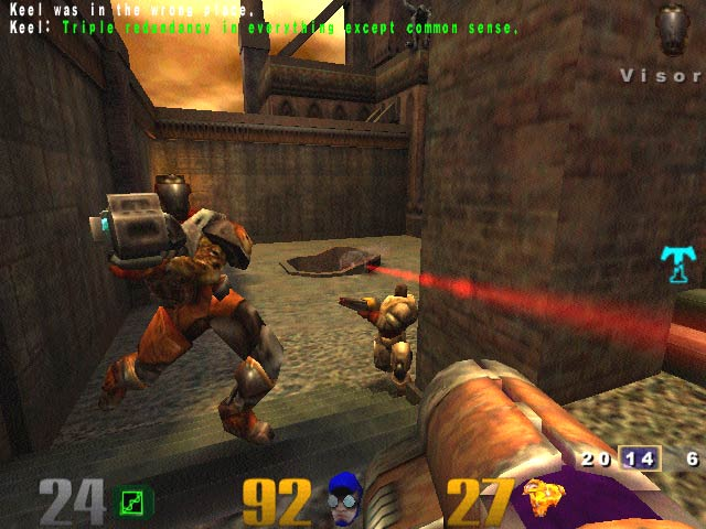 QUAKE 3 Arena Patch for Linux Free Download and Reviews - Fileforum